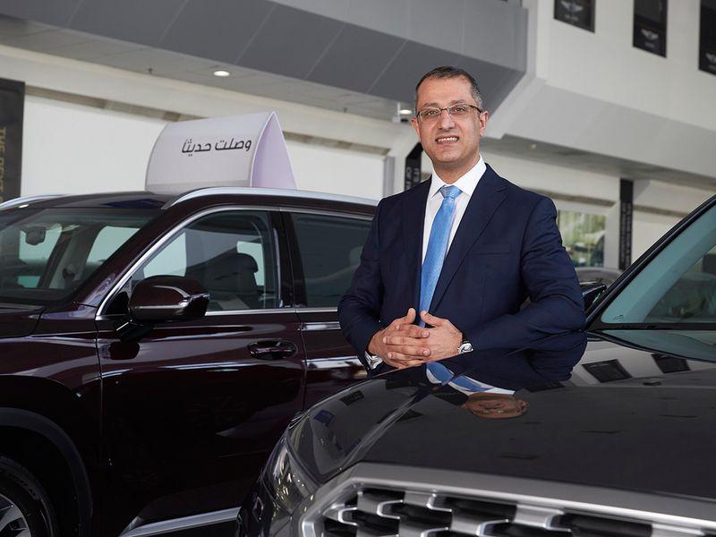 Suliman Al Zaben, Director of Hyundai UAE