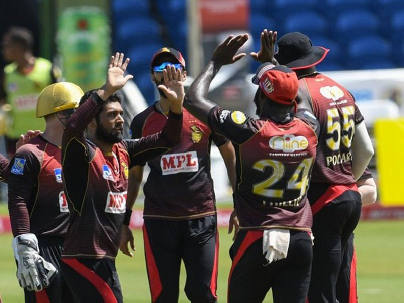 Trinbago Knight Riders won CPL 2020