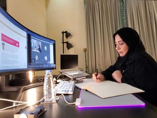 Arab reading challenge