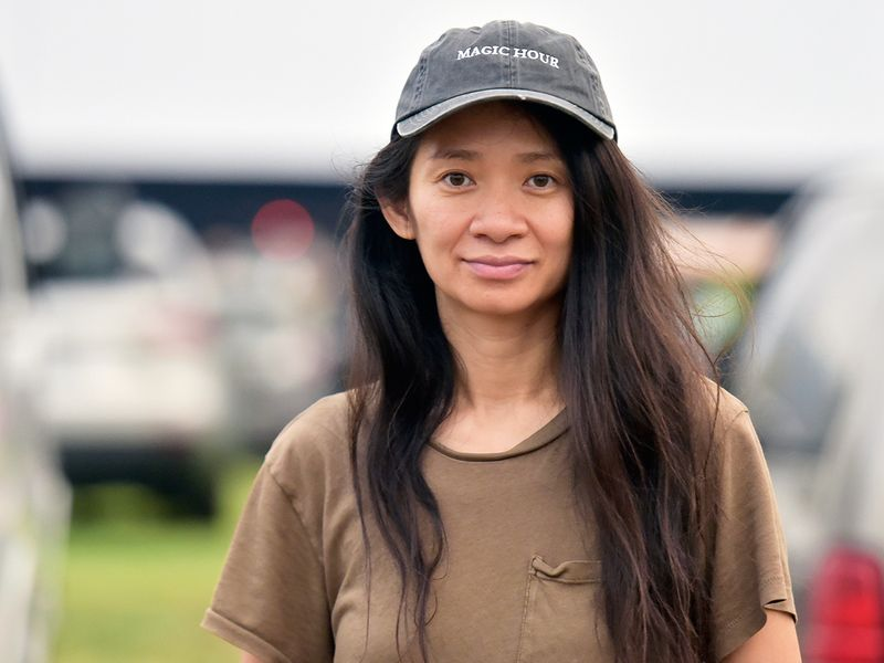 Chloe Zhao becomes second woman to win top Directors Guild Award
