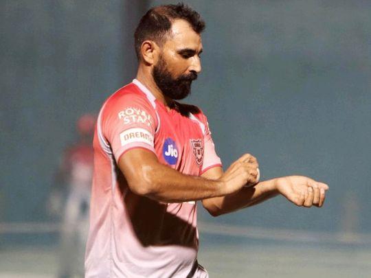 IPL-Mohammad Shami