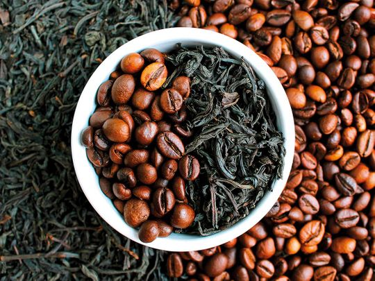 Lead tea and cafe