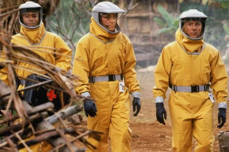 Outbreak Movie Pandemic