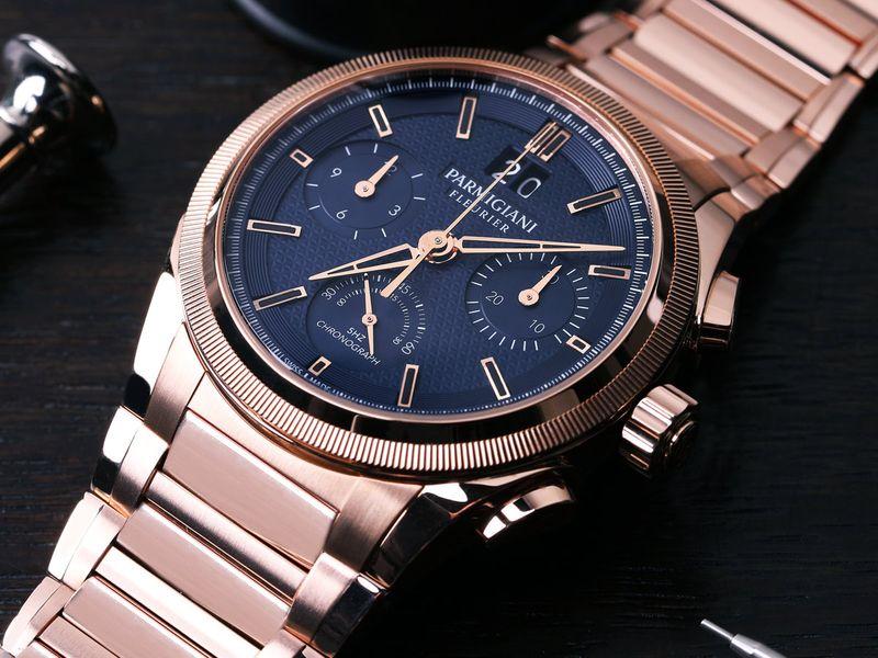 Parmigiani_Tondagraph-GT-Rose-Gold-Blue_dial