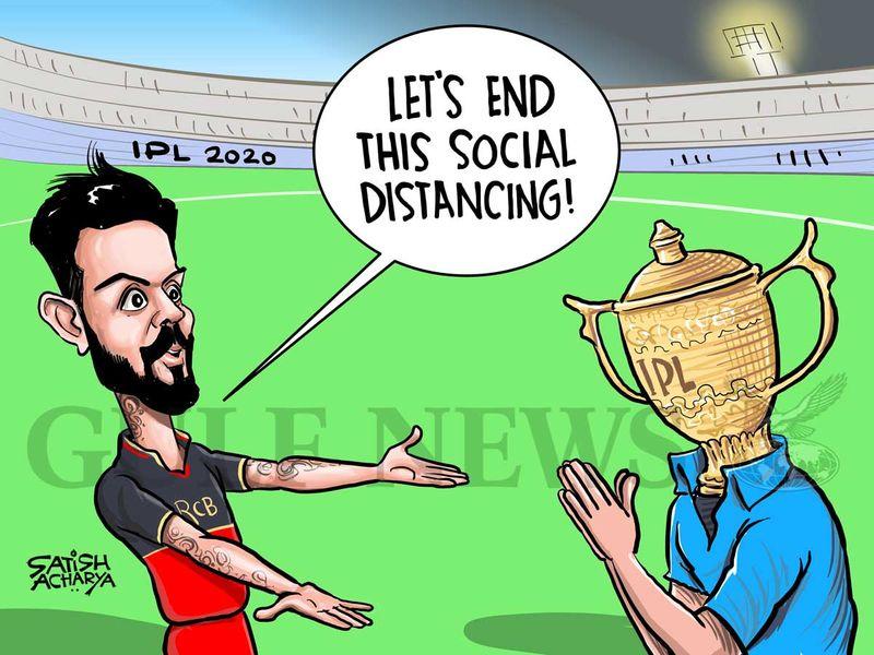 Satish Acharya Cartoon September 13