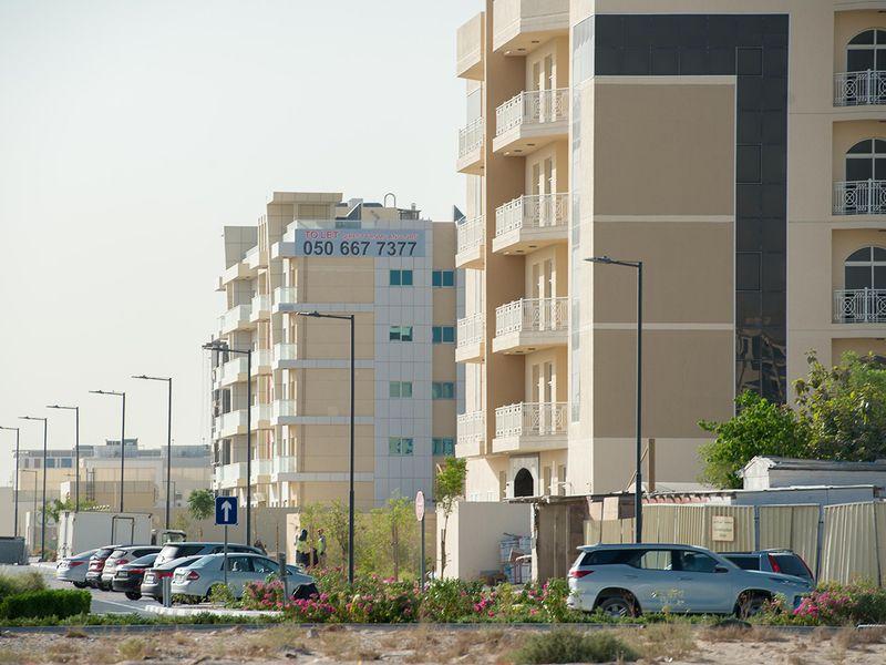 Stock Dubai South