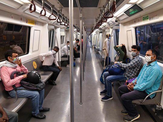 Stock India economy people