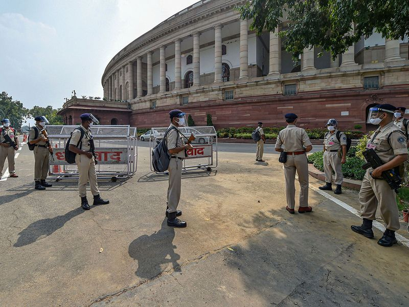 India parliament session may be cut short as COVID-19 cases among MPs rise
