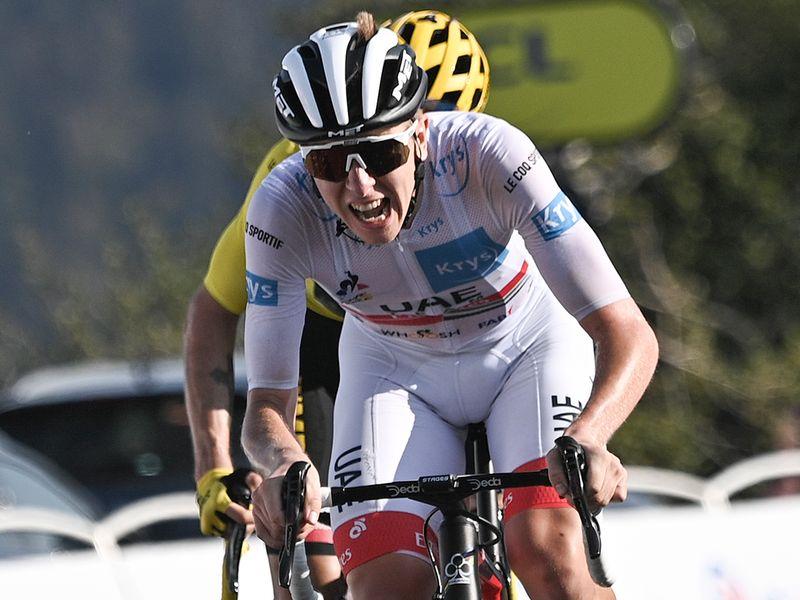 UAE Team Emirates' Pogacar promises the best is yet to come after Tour de France triumph