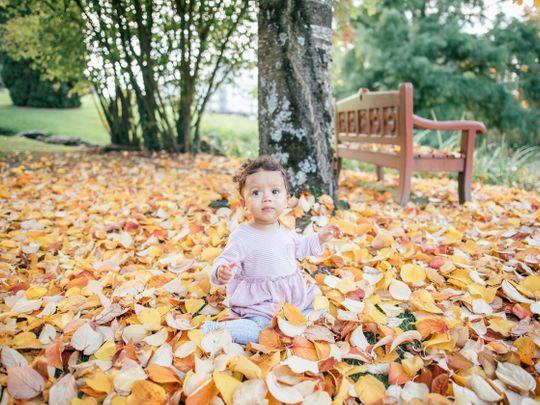 Autumn baby
