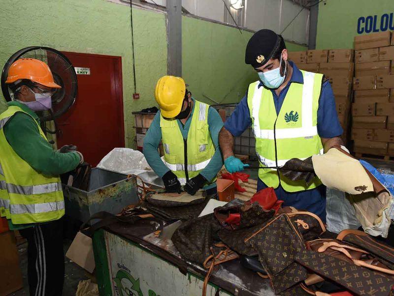 NAT Dubai Customs recycles counterfeits11-1600079982412