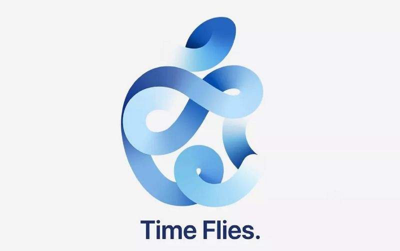 Apple invite Time flies
