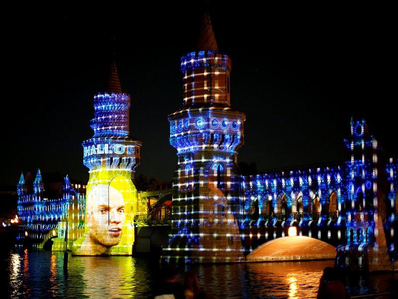Berlin festival of lights gallery