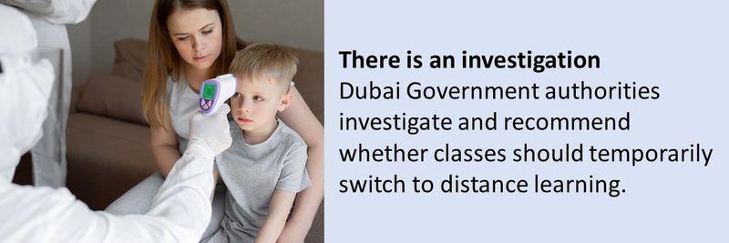 Dubai schools tests positive for COVID