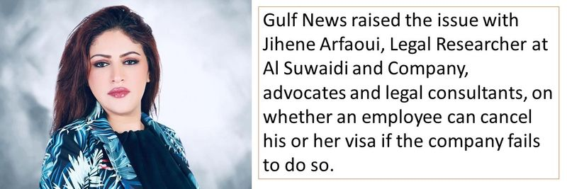 Jihene Arfaoui, Legal Researcher at Al Suwaidi and Company, advocates and legal consultants