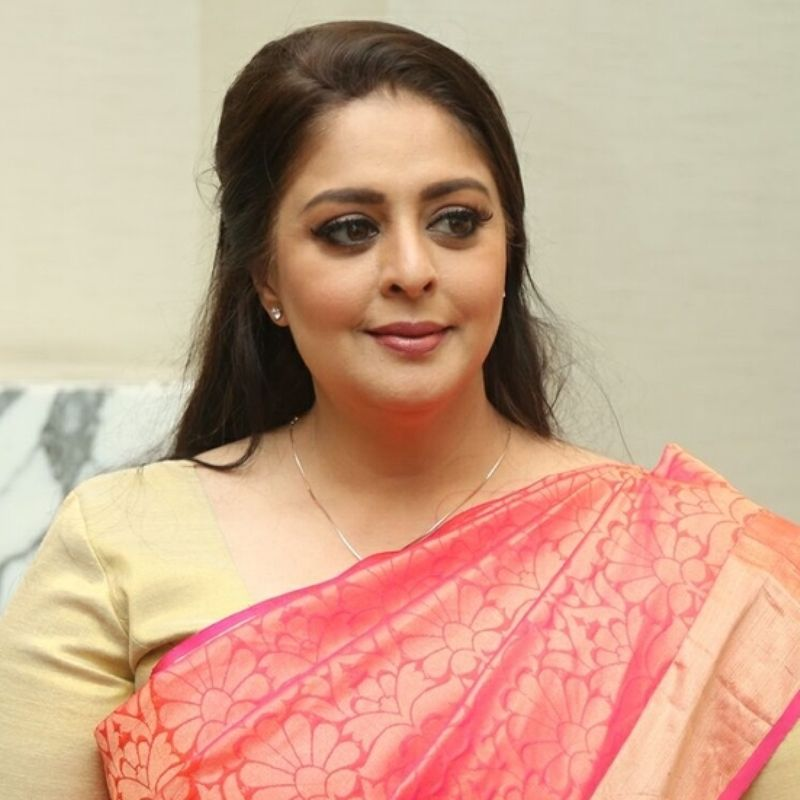 Nagma actress politician