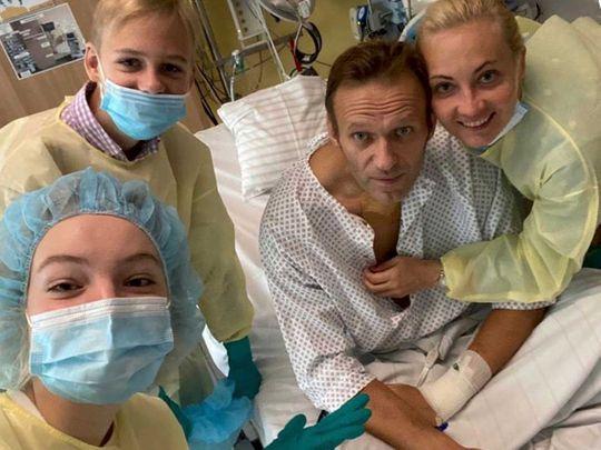 Navalny hospital
