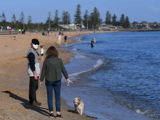 Victoria Australia beach