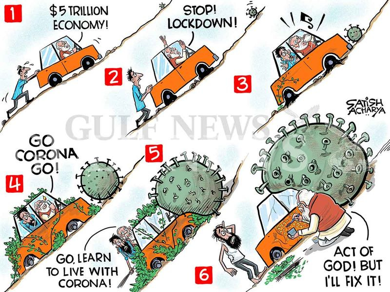 20200916 cartoon by Satish