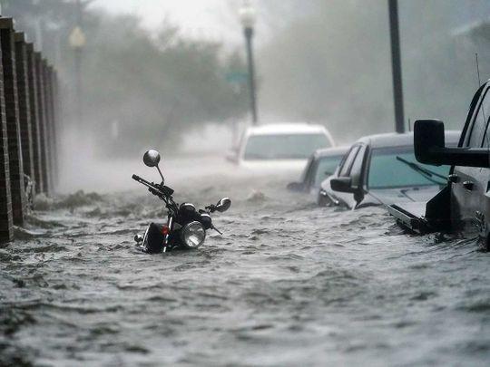 Florida floods Sally