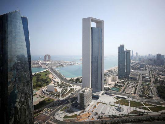 STOCK Adnoc Abu Dhabi