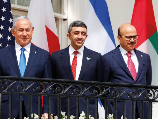 UAE-israel