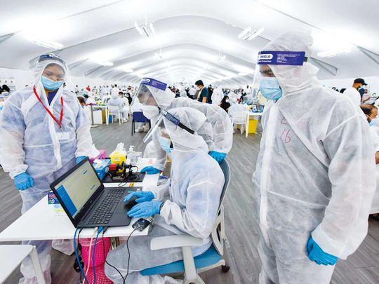 20200917 ghantoot covid-19 testing facility