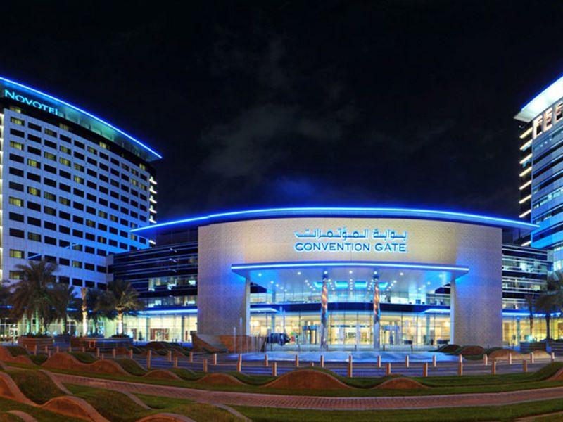 DWTC Convention Gate