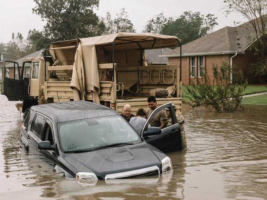 Hurricane Sally Florida