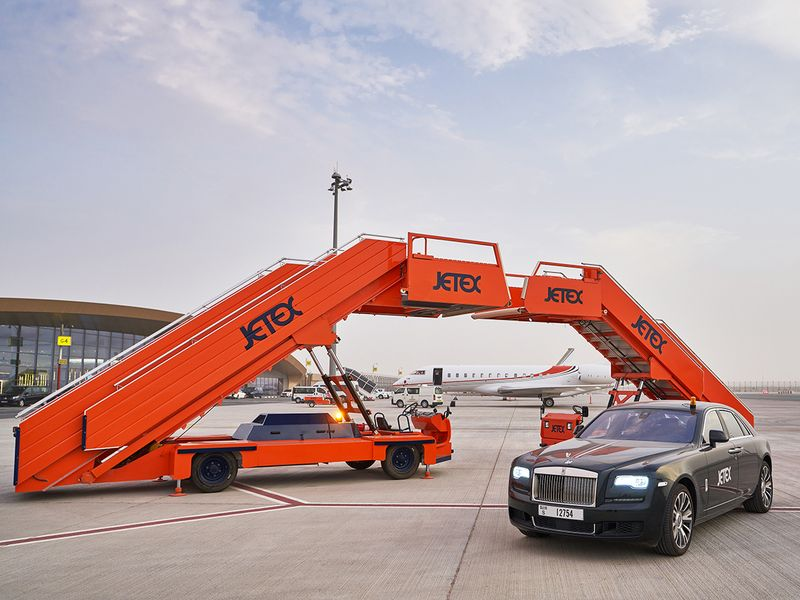 UAE among top eight countries globally to show strong recovery in private aviation