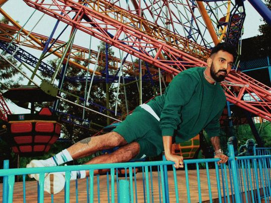 KL Rahul launches his clothing range KLR Edit