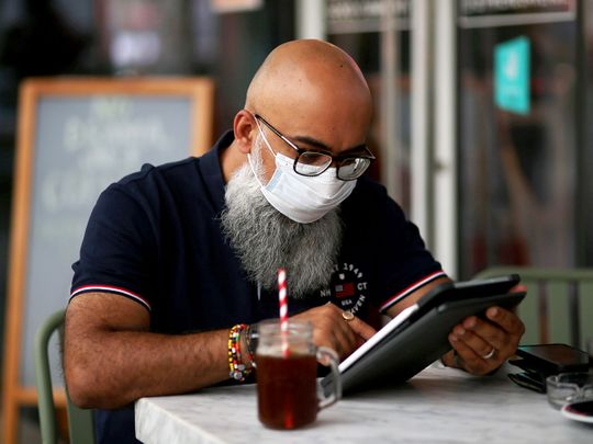 COVID-19: Beards and masks, do they really go together? UAE Expats speak