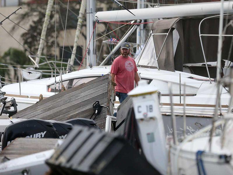 Pensacola Florida Hurricane Sally