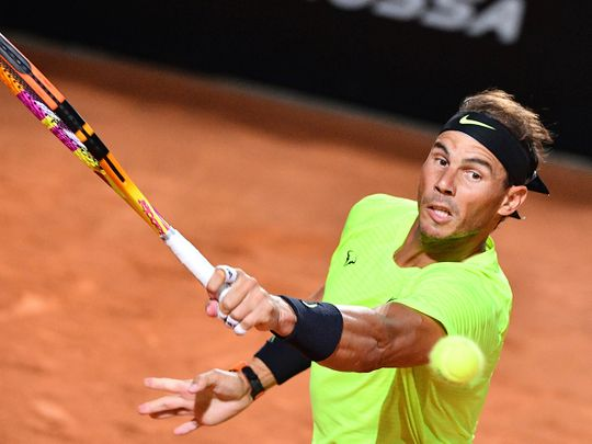 Ground News Highlights Rafael Nadal Thrashes Pablo Carreno Busta At Rome Masters