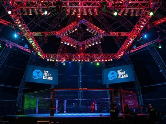 Return To UFC Fight Island is on its way to Abu Dhabi