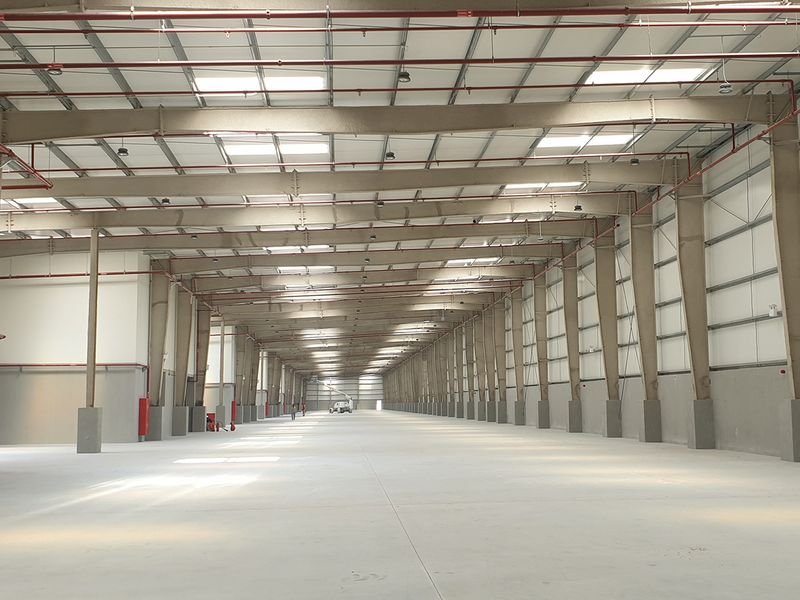 Abu Dhabi's Kizad leases out Logistics Park Phase 3 ahead of opening this year