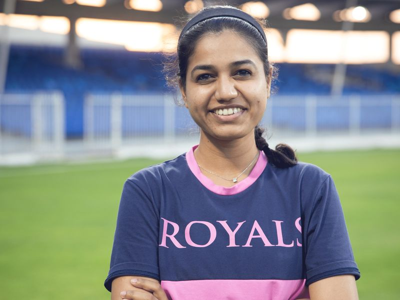 IPL in UAE: Meet Anuja Dalvi, the only female physio in world's richest T20 league