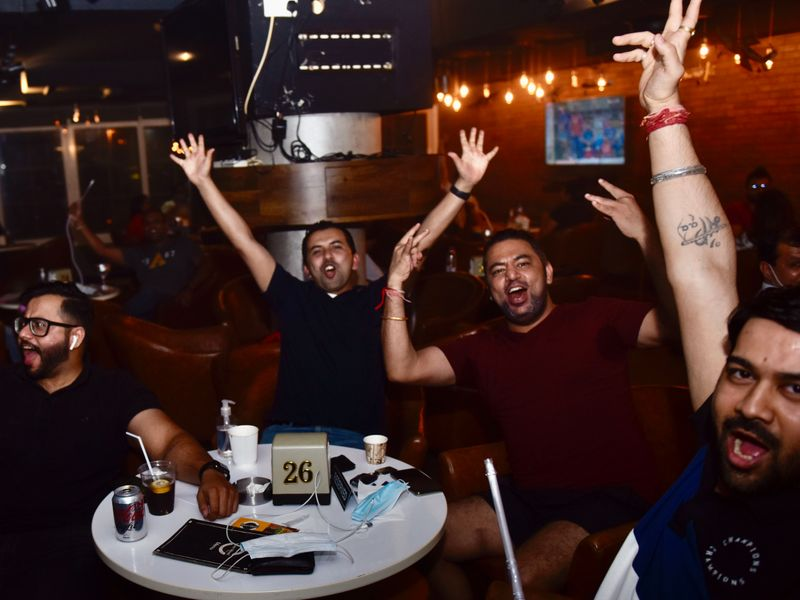 IPL 2020 in UAE: Fans soak up the excitement as action goes live