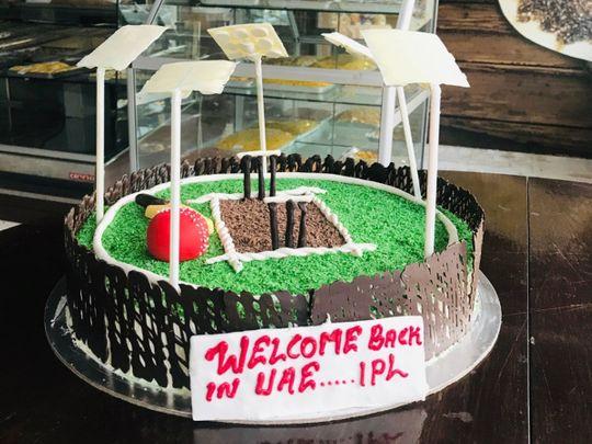 IPL cake