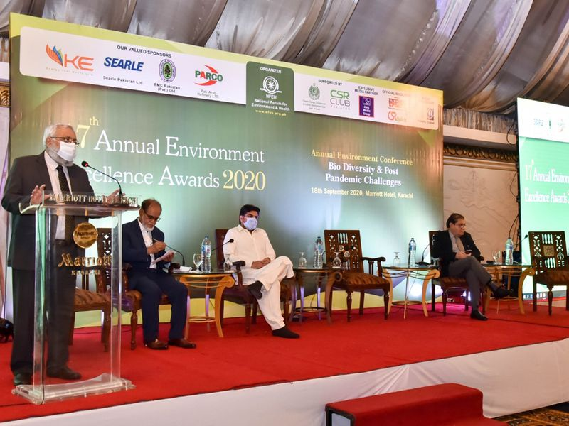 Pakistan: University adopts several steps to reduce carbon emissions