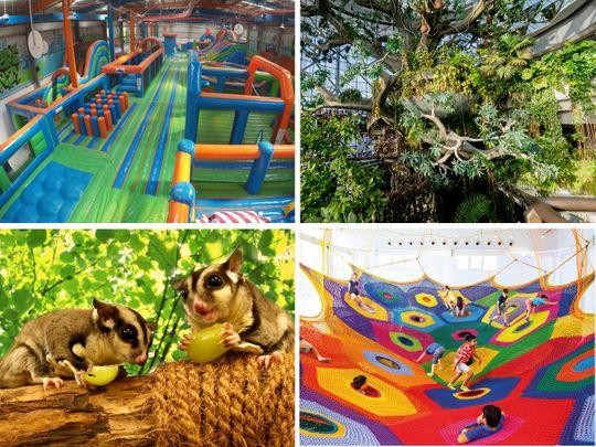 12 Incredible weekday discounts on kids' activities in Dubai