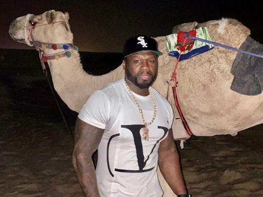 50 Cent Dubai