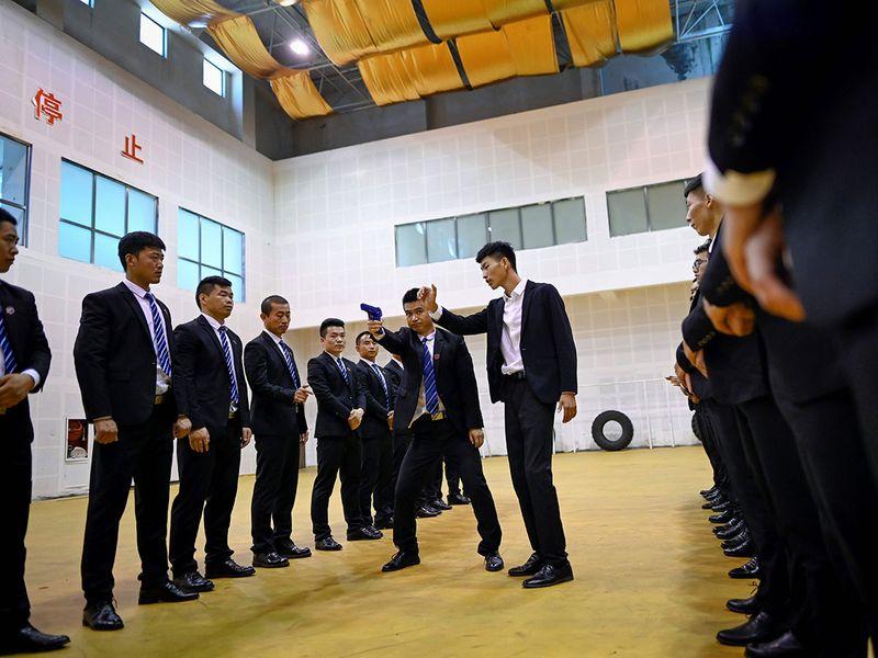 China bodyguard gallery