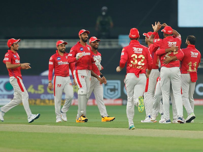 Delhi got off to a dreadful start as Kings XI Punjab took care of Shikhar Dhawan, Prithvi Shaw and Shimron Hetmeyer to leave KXIP reeling on 13/3.