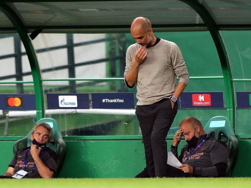 Pep guardiola faces a tough season with Manchester City