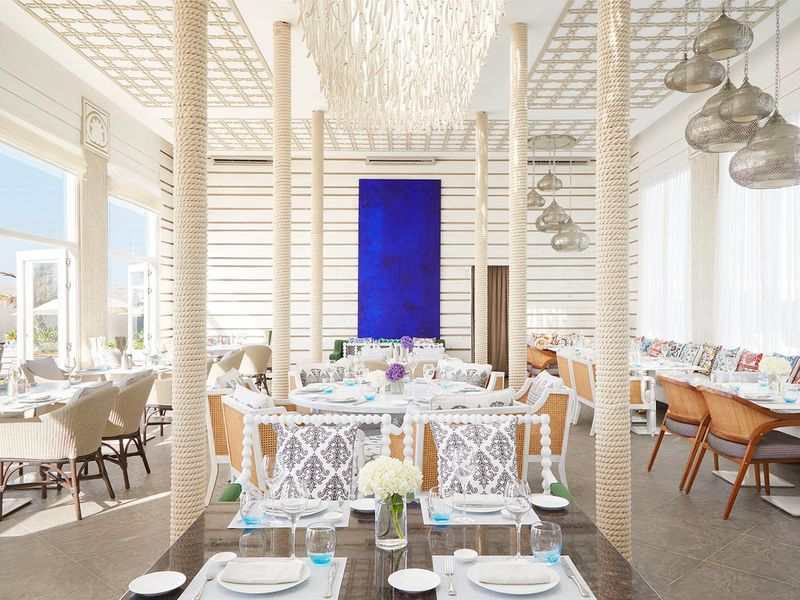 Burj Al Arab launches 'Sal' a new pool and dining experience