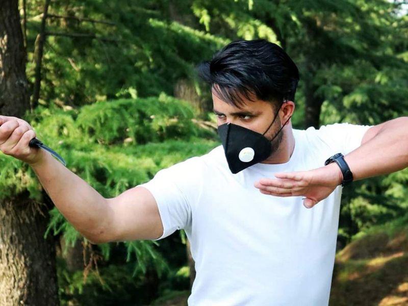 Ashfaq Wani: Teaching Israeli combat technique Krav Maga in Kashmir