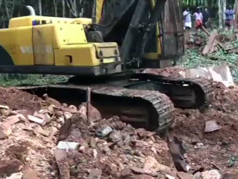 Kerala: At least 2 dead as blast occurs in quarry in Ernakulam
