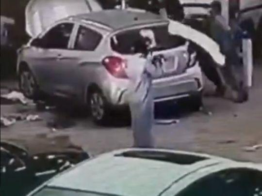 200921 Saudi gunman