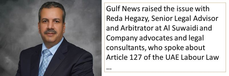 Gulf News raised the query with a legal expert.